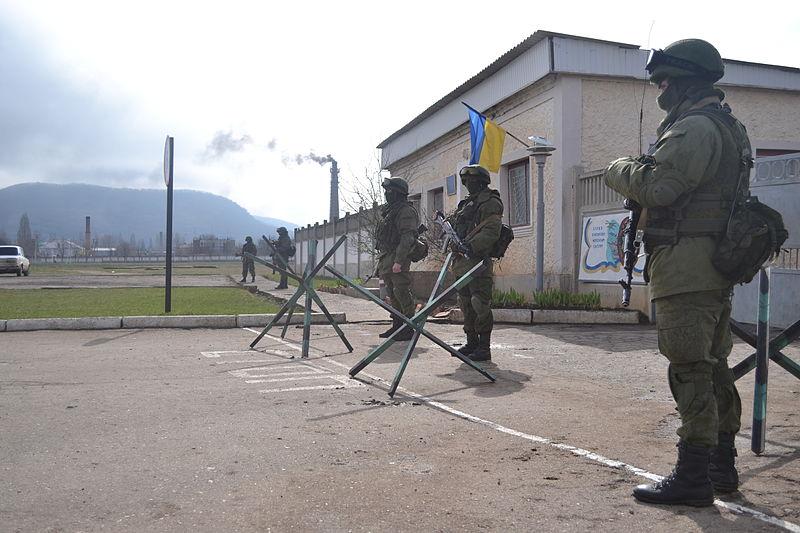 Ukraine Wants Guns Not Blankets