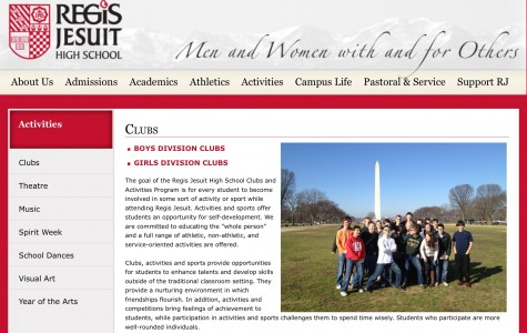 Visit the club page on RegisJesuit.com for a list of club schedules