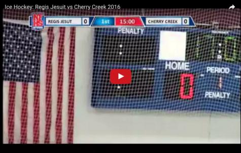 Ice Hockey: Regis Jesuit vs. Cherry Creek