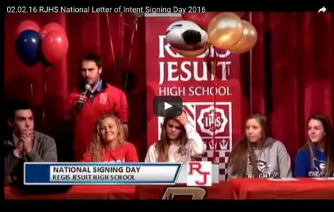 National Letter of Intent Signing Day Broadcast 2016