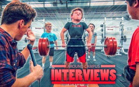 Around Campus Interviews