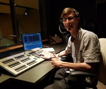 Austin Williams '18- The Man Behind the Lights