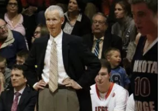 Coach Ken Shaw Inducted To the CHSAA's Hall of Fame