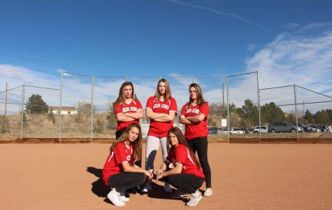 Five RJ Softball Players Earn Continental League Honors