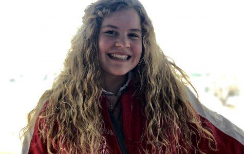 Greta Leege on Swimming Her Way to State