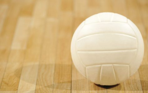 Girl's Volleyball sets it off this year