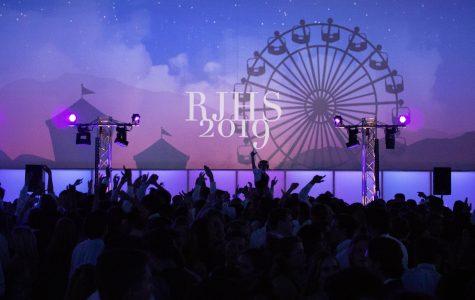Regis Jesuit Prom 2019