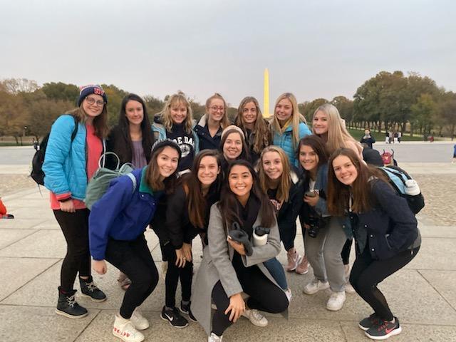 Get A Life: RJ Seniors Travel to Washington D.C. for Teach In