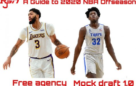 Hudson Ridley's A Guide to 2020 NBA Offseason