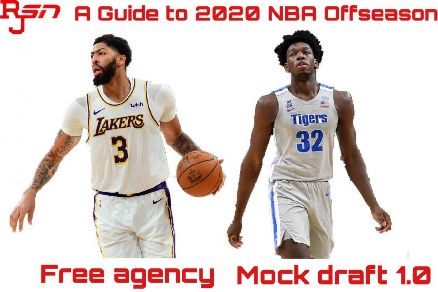 Hudson+Ridley%27s+A+Guide+to+2020+NBA+Offseason