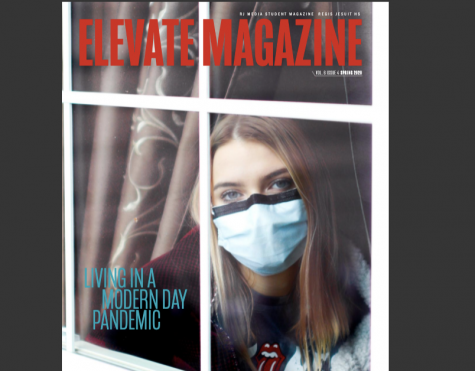 Elevate Magazine 6.4 - The Pandemic Issue