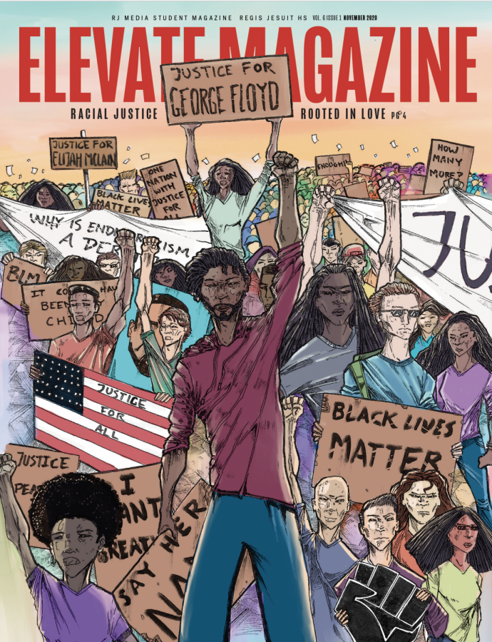 Elevate Magazine 6.1 - Fall 2020