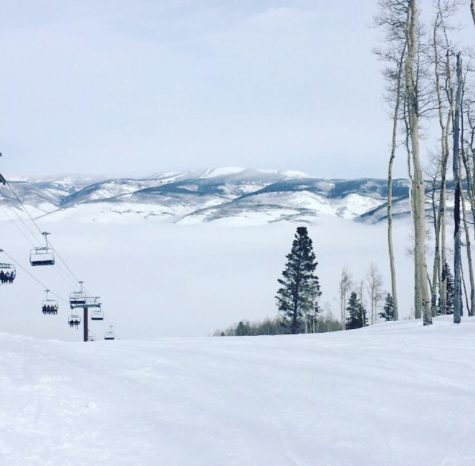 Photo taken by Peyton Balch in Beaver Creek