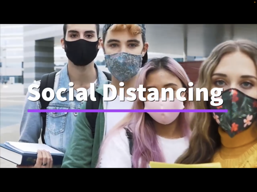 PSA: The Importance of Social Distancing