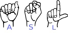 Examples of using Sign Language. (Wikimedia Commons fair use)