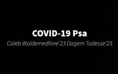 Covid-19 PSA