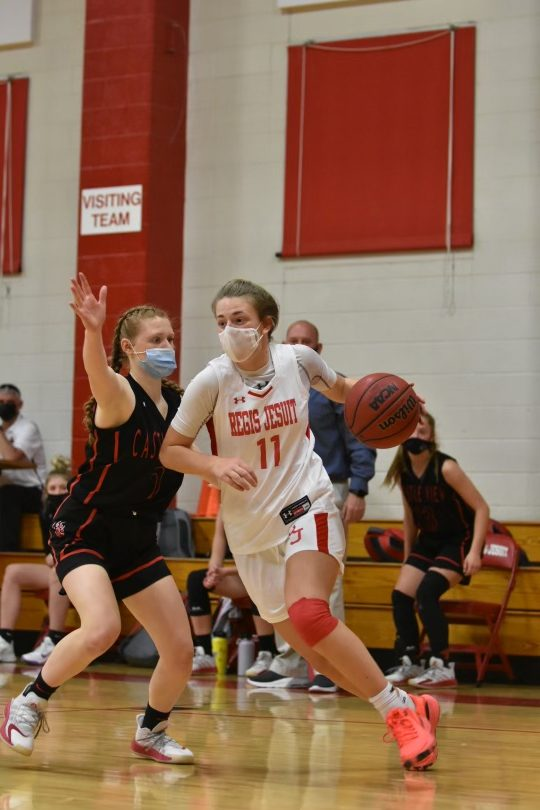 Varsity Girls Basketball Continues to Build on Their Legacy